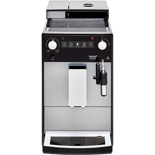 Melitta Avanza Mystic Titan F270-100 6767843 Bean to Cup Coffee Machine - Titan Grey - 6767843_TI - 1