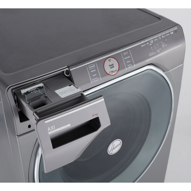Hoover AXI AWDPD6106LH 10Kg / 6Kg Washer Dryer - White - AWDPD6106LH_WH - 4