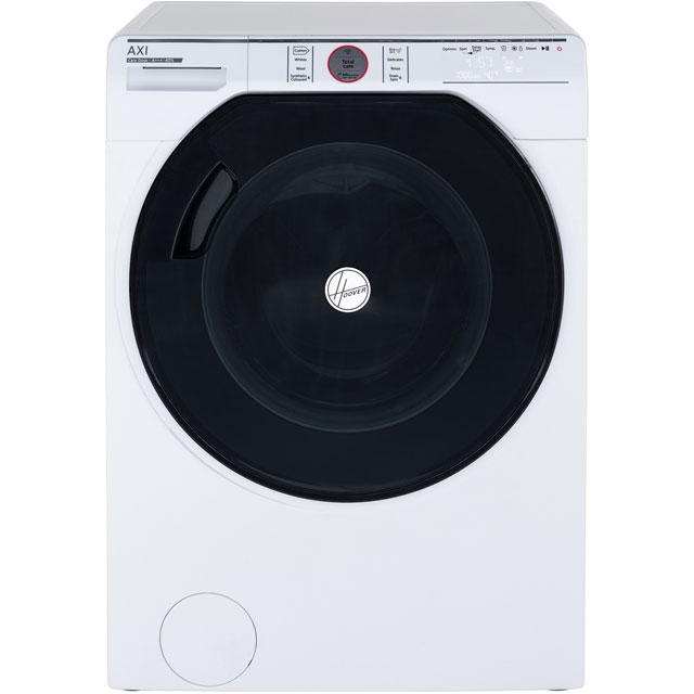 Hoover AXI AWMPD413LH7 Wifi Connected 13Kg Washing Machine with 1400 rpm - White - A+++ Rated