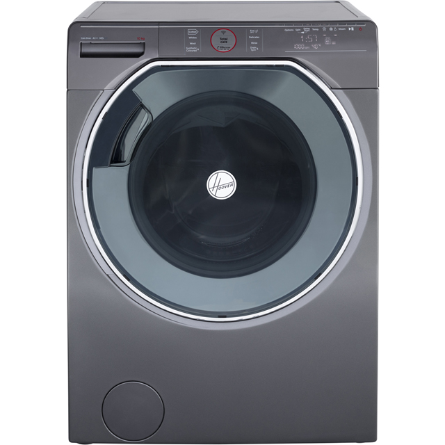 Hoover AXI AWMPD610LH8R Wifi Connected 10Kg Washing Machine with 1600 rpm - Graphite - A+++ Rated - AWMPD610LH8R_GH - 1