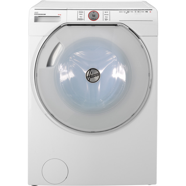 Hoover AXI AWMPD69LHO7 Wifi Connected 9Kg Washing Machine with 1600 rpm - White - A+++ Rated - AWMPD69LHO7_WH - 1