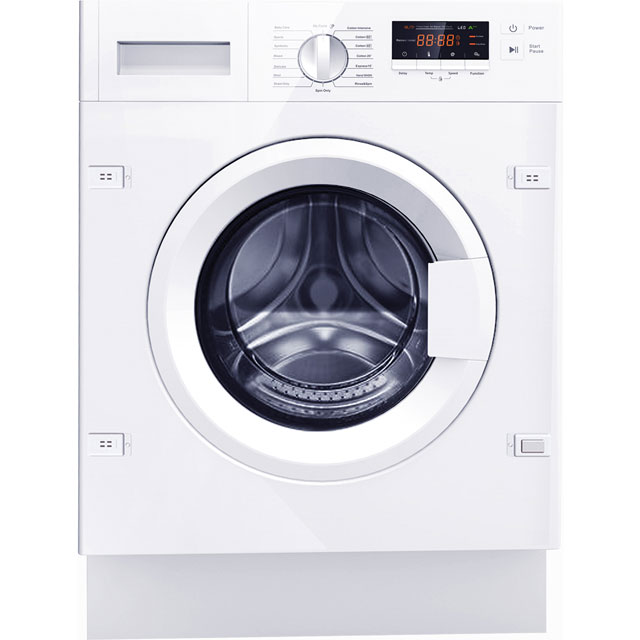 Amica AWT714S Integrated 7Kg Washing Machine with 1400 rpm - A+++ Rated