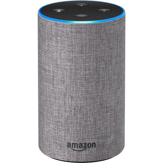 Amazon Echo - Heather Grey Fabric - Currys