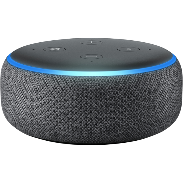 Amazon Echo Dot (3rd Gen) Smart Speaker with Alexa - Black - B0792KWK57 - 1