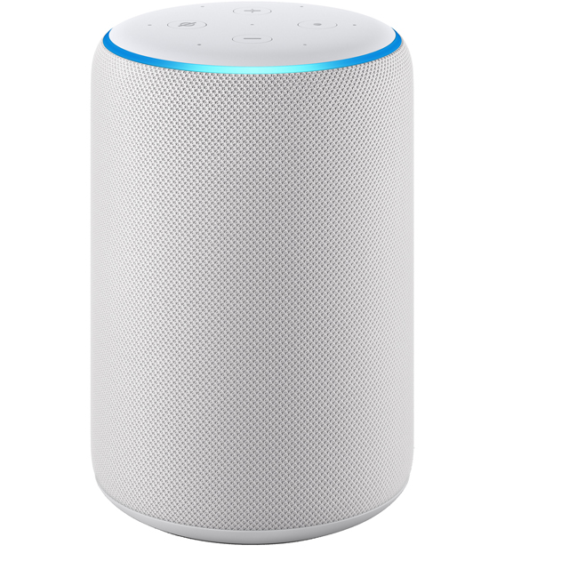 Amazon Echo Plus (2nd Gen) Smart Speaker with Alexa - White - B0794TNLV7 - 1