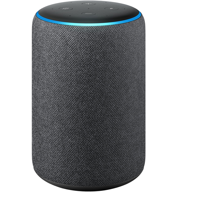 Amazon Echo Plus (2nd Gen) Smart Speaker with Alexa - Black - B07952VB6P - 1