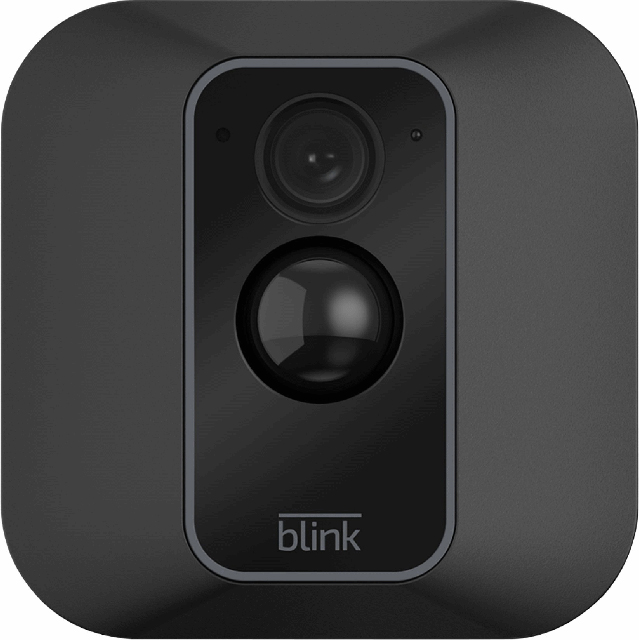 Blink XT2 Smart Home Security Camera - Add On Camera Full HD 1080p - Black