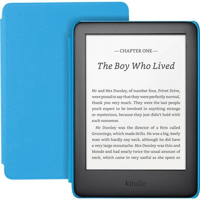 "Amazon Kindle Kids Edition 6"" 8GB eReader - Blue / Black"