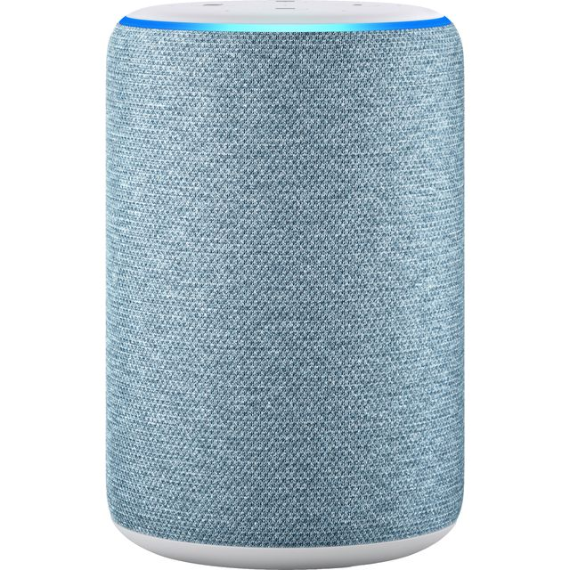 Amazon Echo (3rd Gen) Smart Speaker with Alexa - Blue