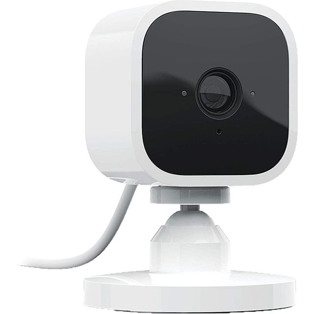 Blink Blink Mini - 1 Cam System Full HD 1080p - White
