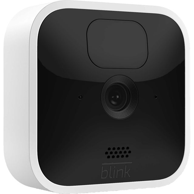 Image of Blink Indoor 1-camera system Full HD 1080p - White