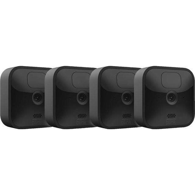 Image of Blink Outdoor 4-Camera System Full HD 1080p - Black