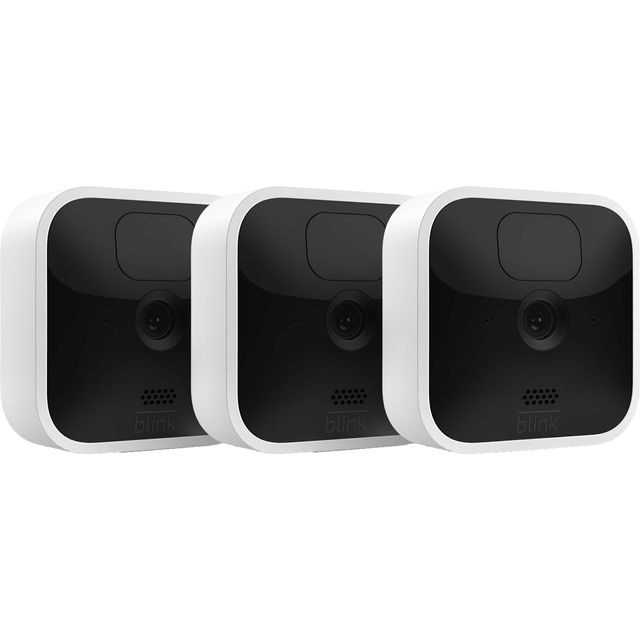 Image of Blink Indoor 3-camera system Full HD 1080p - White