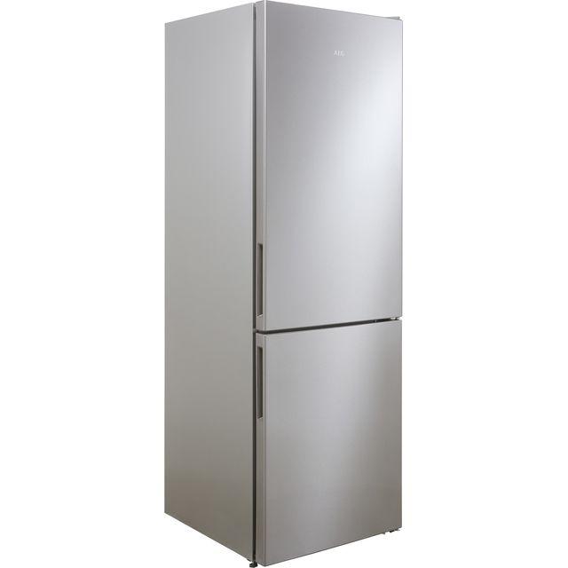 AEG RCB632E4MX 60/40 Frost Free Fridge Freezer - Stainless Steel Effect - E Rated