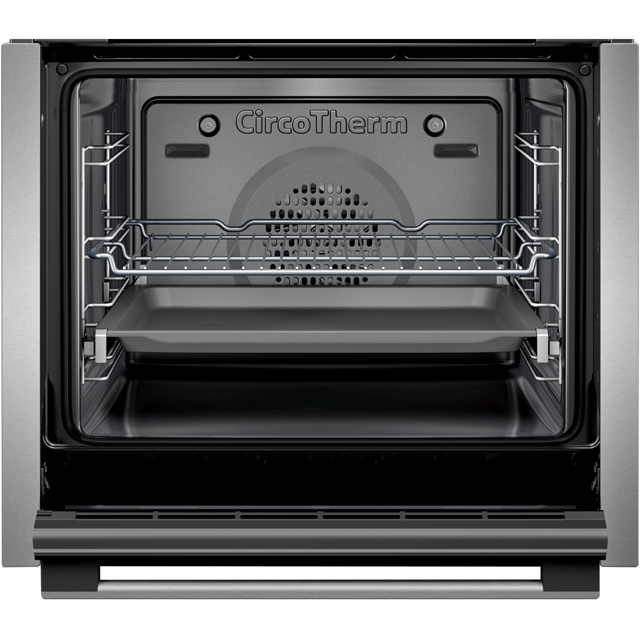 NEFF N50 Slide&Hide B3ACE4HN0B Built In Electric Single Oven - Stainless Steel - B3ACE4HN0B_SS - 4