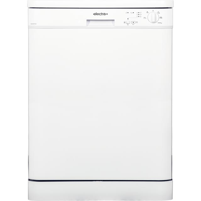 Electra+ B60DWFSW Standard Dishwasher - White - A++ Rated - B60DWFSW_WH - 1