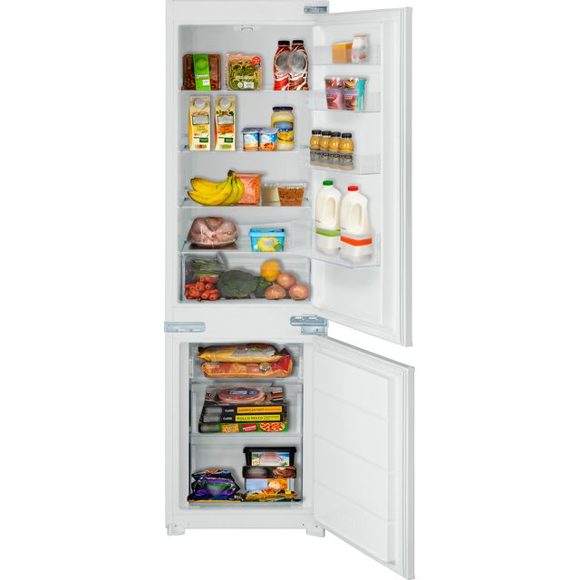 Belling B70309FF Integrated 70/30 Frost Free Fridge Freezer with Sliding Door Fixing Kit - White - A+ Rated - B70309FF_WH - 1