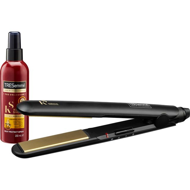 Tresemme BAB2066BU Hair Straightener - Black