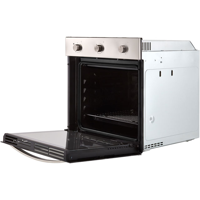 Baumatic BCPK605X Built In Single Ovens & Ceramic Hobs - Stainless Steel / Black - BCPK605X_SSB - 5