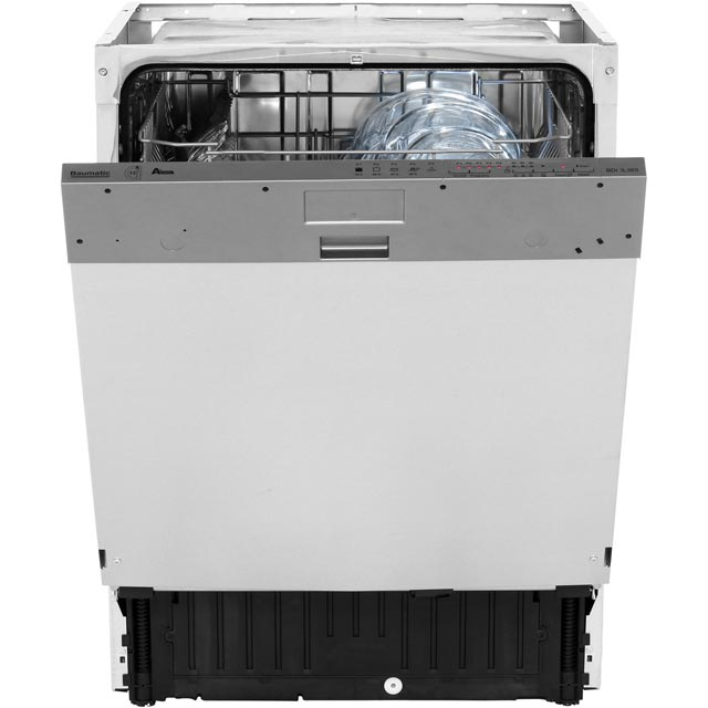 Baumatic BDI1L38S Fully Integrated Standard Dishwasher - Silver - BDI1L38S_SI - 3