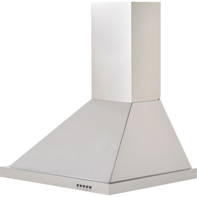 Baumatic BECH60X Built In Chimney Cooker Hood - Stainless Steel - BECH60X_SS - 3