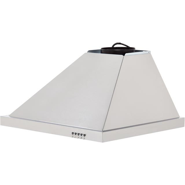 Baumatic BECH60X Built In Chimney Cooker Hood - Stainless Steel - BECH60X_SS - 4
