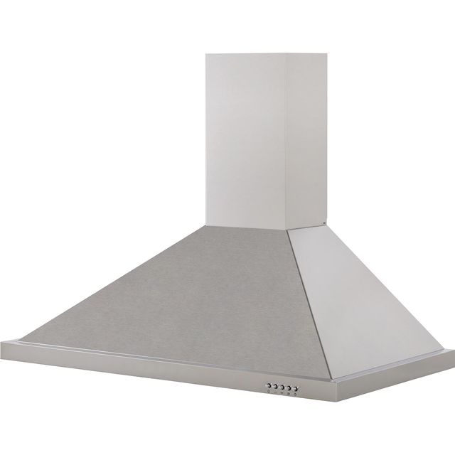 Baumatic BECH90X 90 cm Chimney Cooker Hood - Stainless Steel - BECH90X_SS - 3