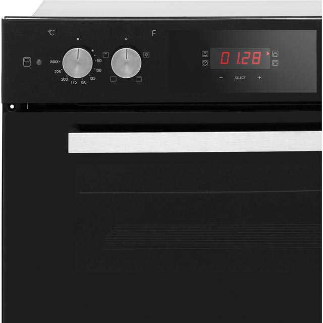 Baumatic BODM984X Built In Double Oven - Stainless Steel - BODM984X_SS - 3