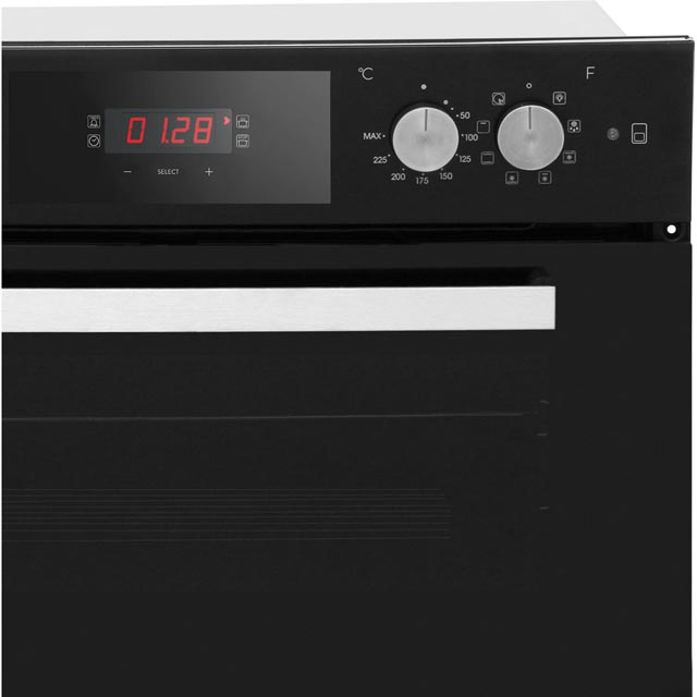 Baumatic BODM984X Built In Double Oven - Stainless Steel - BODM984X_SS - 4