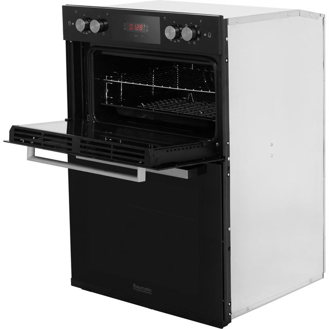 Baumatic BODM984X Built In Double Oven - Stainless Steel - BODM984X_SS - 5