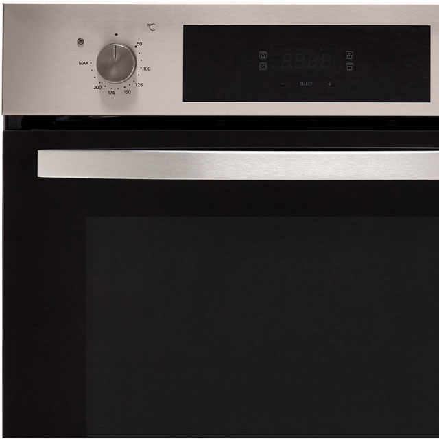 Baumatic BOFTU604X Built In Electric Single Oven - Stainless Steel - BOFTU604X_SS - 5