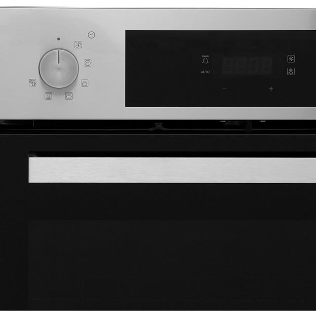 Baumatic BOPT609X Built In Electric Single Oven - Stainless Steel - BOPT609X_SS - 2