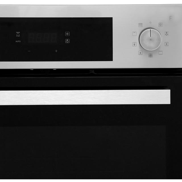 Baumatic BOPT609X Built In Electric Single Oven - Stainless Steel - BOPT609X_SS - 3