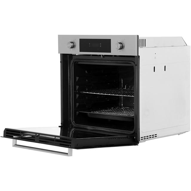 Baumatic BOPT609X Built In Electric Single Oven - Stainless Steel - BOPT609X_SS - 5
