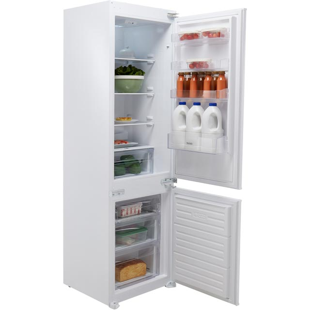 Baumatic BRCIS3180E Built In Fridge Freezer - White - BRCIS3180E_WH - 1
