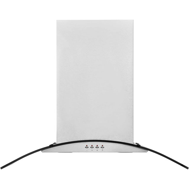 Baumatic BT7.3GL 70 cm Chimney Cooker Hood - Stainless Steel - E Rated