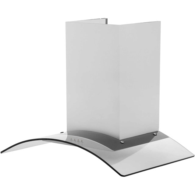 Baumatic BT7.3GL 70 cm Chimney Cooker Hood - Stainless Steel - BT7.3GL_SS - 5