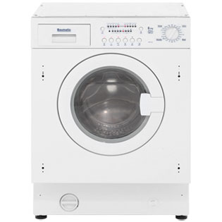 Baumatic BWDI126N Built In Washer Dryer