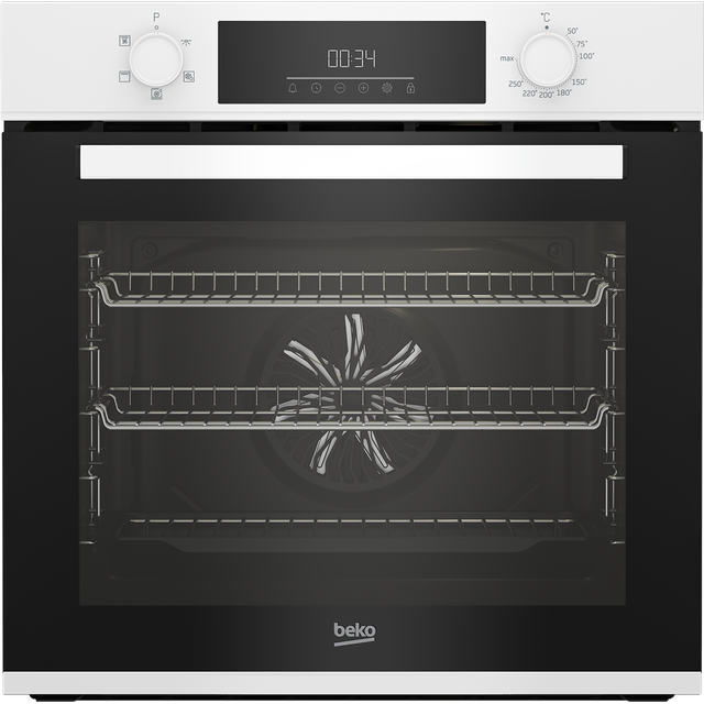 Beko AeroPerfect� BBIF22300W Built In Electric Single Oven - White - A Rated