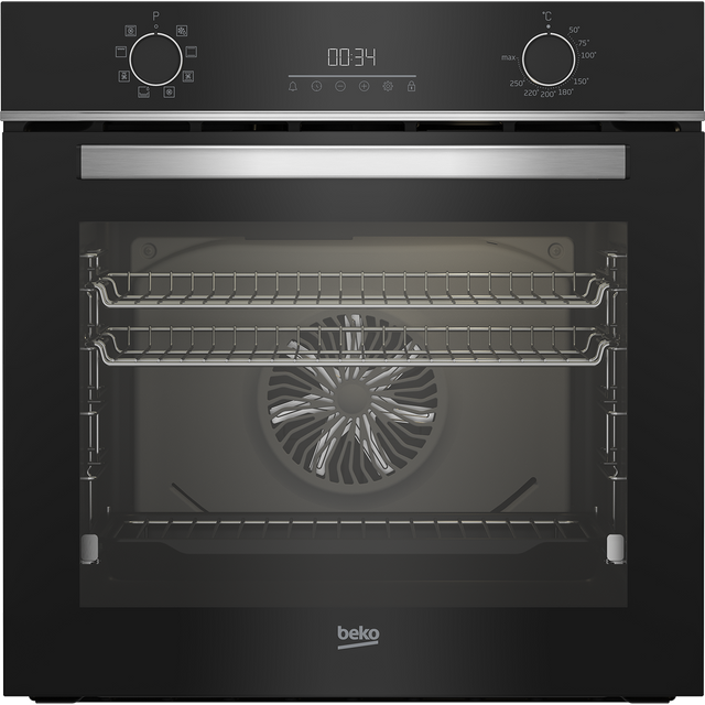 Beko AeroPerfect� BBIM14300BC Built In Electric Single Oven - Black - A Rated