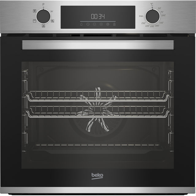 Beko AeroPerfect� BBRIF22300X Built In Electric Single Oven - Stainless Steel - A Rated