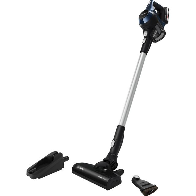 Bosch Serie 6 BBS611GB Cordless Vacuum Cleaner with up to 30 Minutes Run Time