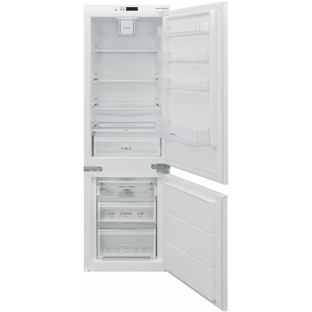 Candy BCBF174FTK Built In 70/30 Frost Free Fridge Freezer - White - BCBF174FTK_WH - 1
