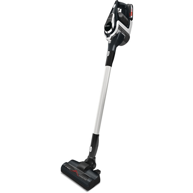 Bosch Serie 8 Unlimited BCS101GB Cordless Vacuum Cleaner - Black - BCS101GB_BK - 1