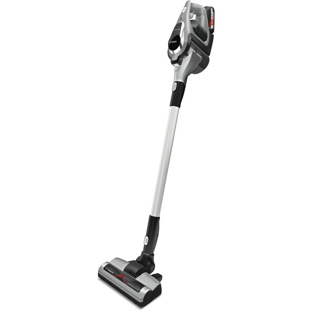 Bosch Unlimited BCS111GB Cordless Vacuum Cleaner - Silver - BCS111GB_SI - 1