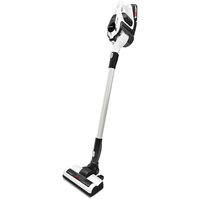Bosch Serie 8 Unlimited BCS122GB Cordless Vacuum Cleaner with up to 60 Minutes Run Time - BCS122GB_WH - 1