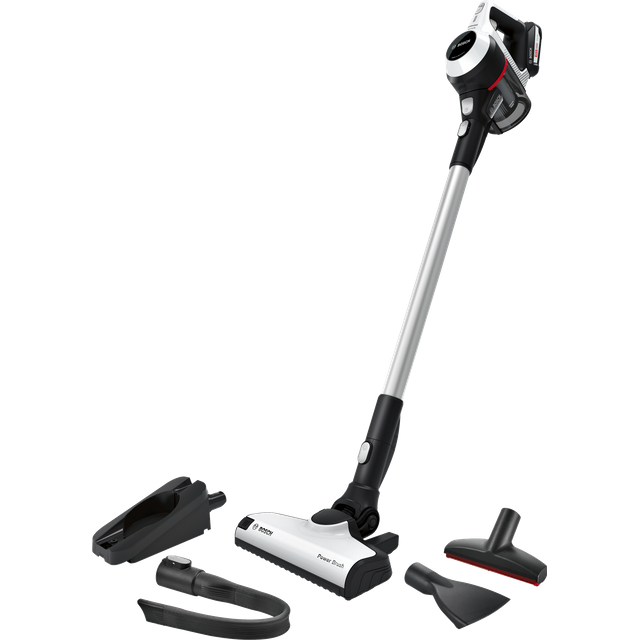Bosch Serie 6 Unlimited BCS611GB Cordless Vacuum Cleaner with up to 30 Minutes Run Time