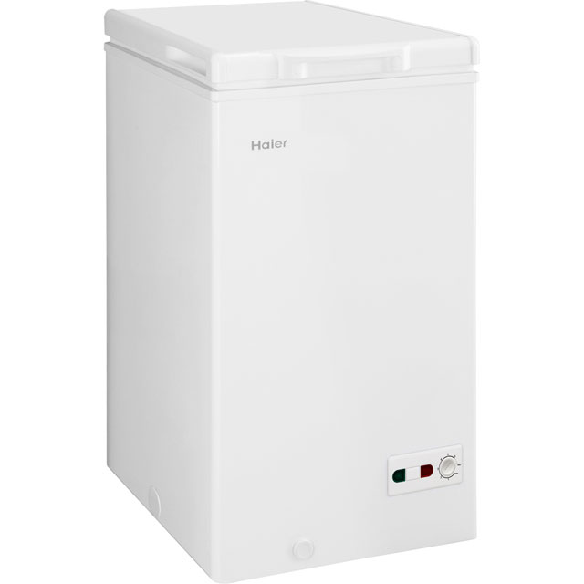 Haier BD-103RAA Chest Freezer - White - A+ Rated
