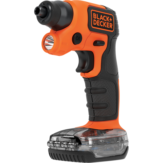 Black + Decker BDCSFS30C-GB 3.6 Volts Screwdriver - BDCSFS30C-GB_BKOR - 1