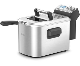 Sage The Smart Fryer BDF500UK Fryer - Brushed Steel